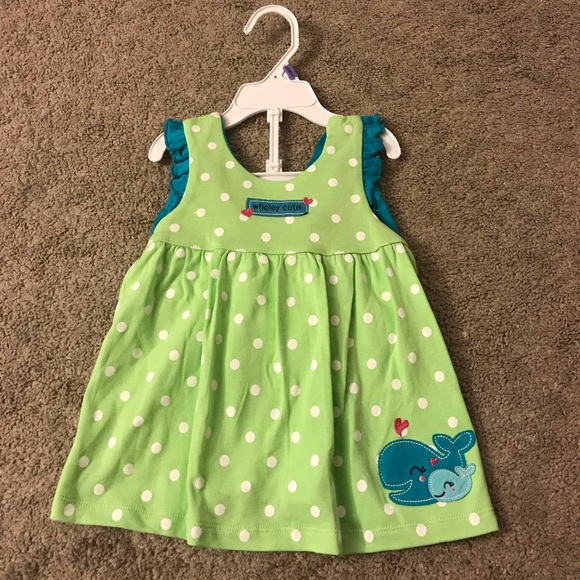 ba41e849f NWT Baby Girl dress and bloomers NWT